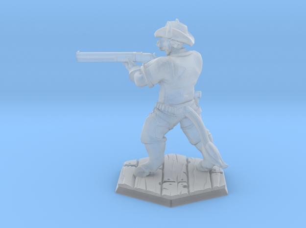 Bull Gunner (28mm Scale Miniature)