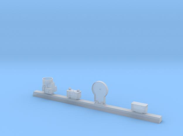 1/700 USS Luzon SPRU 5 METRIC