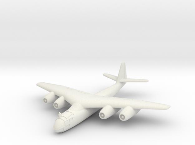 (1:144) Arado Ar 234 mit Pfeilflügel in White Natural Versatile Plastic