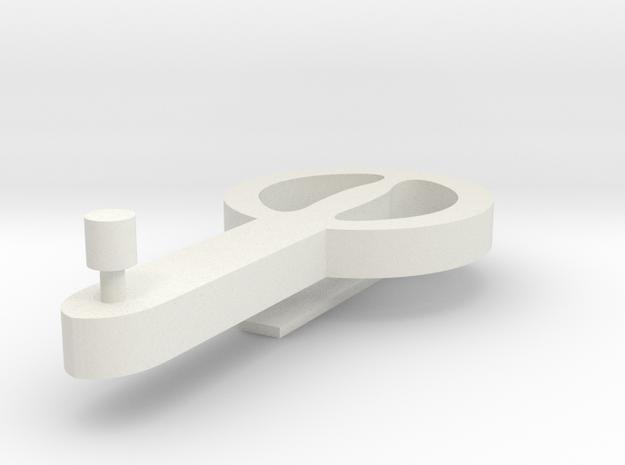 scissors in White Premium Versatile Plastic