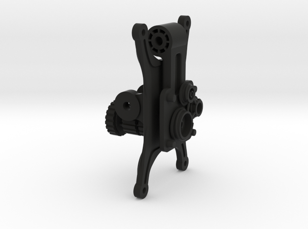 BASEMDR2BPADSTA in Black Natural Versatile Plastic