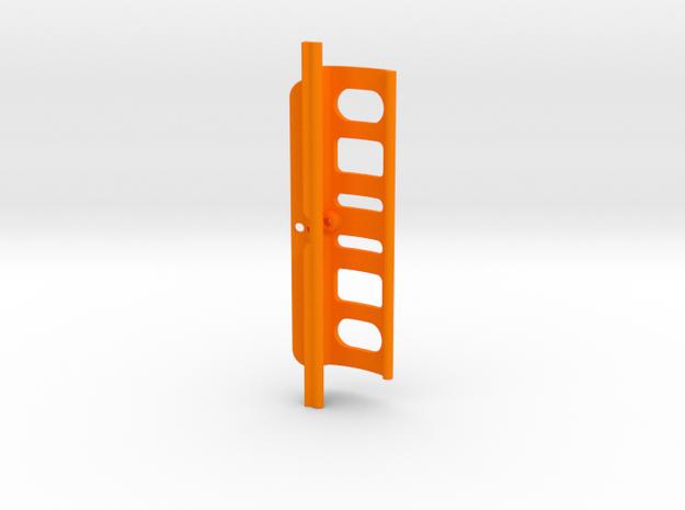 O'Day Mainer 1977 103mm MastGate in Orange Processed Versatile Plastic