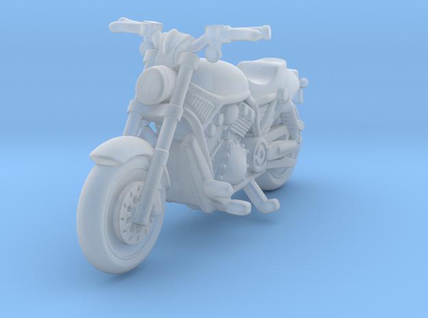 Harley Davidson V-Rod  1:87 HO in Smooth Fine Detail Plastic