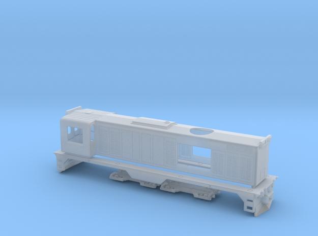 FEVE 1600 in Smooth Fine Detail Plastic: 1:120 - TT
