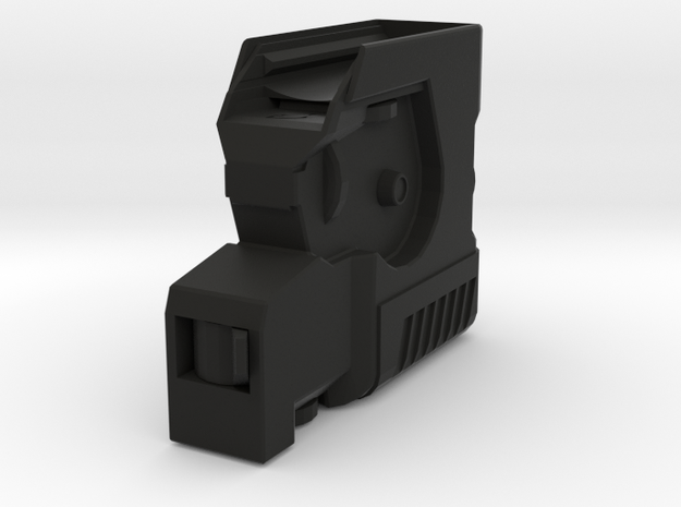 MK 23 Laser Aiming Module (LAM) - Mock Version in Black Natural Versatile Plastic