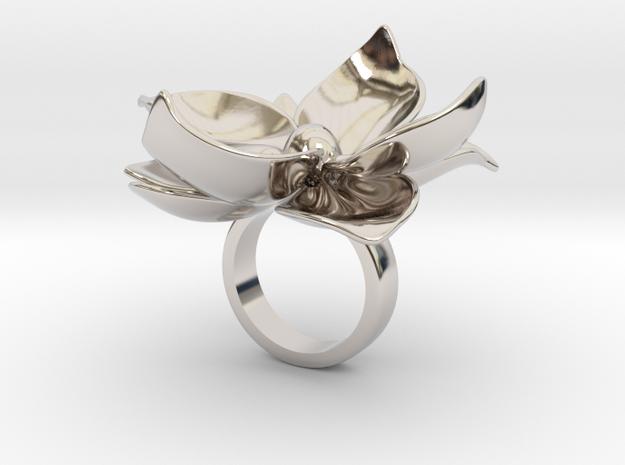 Magnolot - Bjou Designs in Rhodium Plated Brass