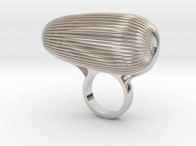 Petranco - Bjou Designs in Rhodium Plated Brass