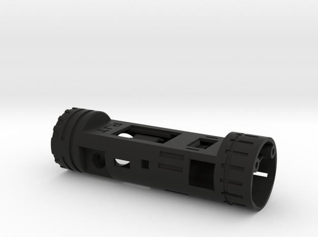 MHS V1 NBv4 in Black Natural Versatile Plastic