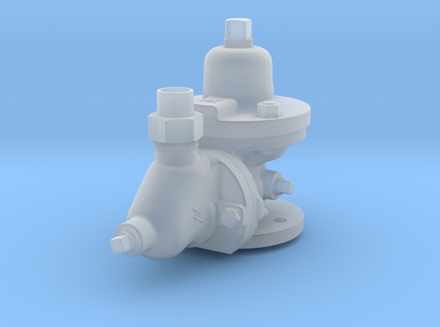 1/8 scale K-1 Triple Valve in Smooth Fine Detail Plastic