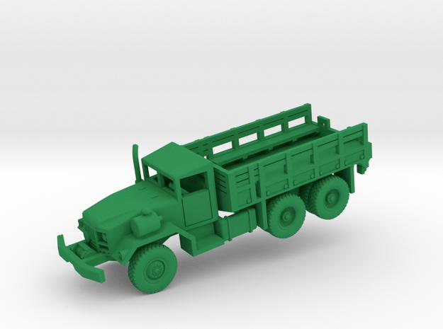M813A1 Truck w/Winch in Green Processed Versatile Plastic: 1:144