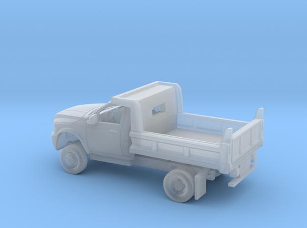 1/160 2009 -18 Dodge Ram Regular Cab Dump Kit in Smooth Fine Detail Plastic