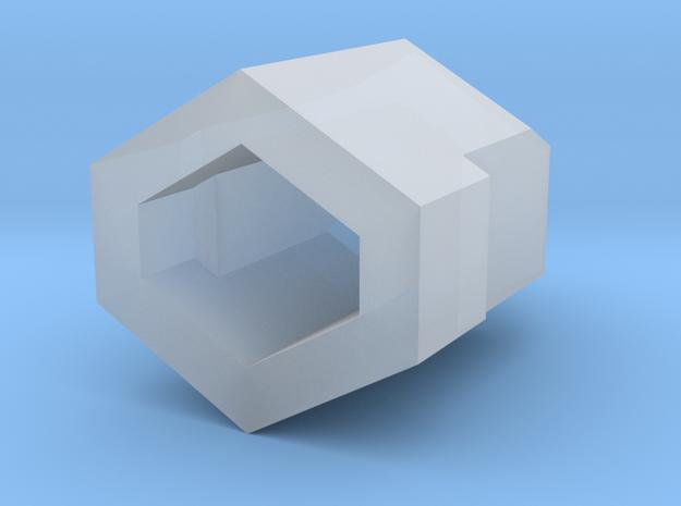 K4-EliteCrystalTop - part 8/9 in Smooth Fine Detail Plastic