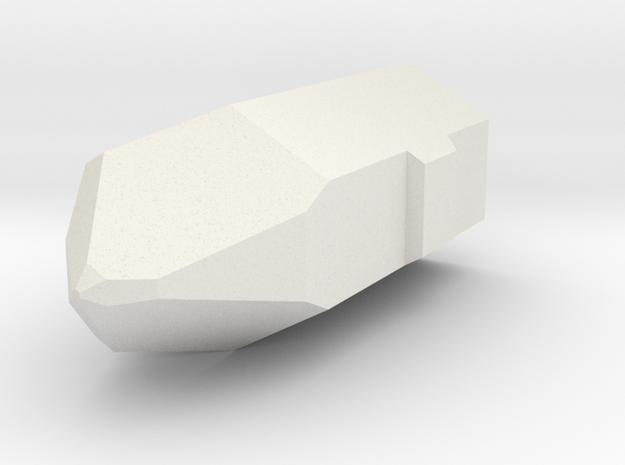 K4-EliteCrystalBottom - part 9/9 in White Natural Versatile Plastic