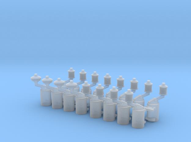 Isolateur de levée panto BB9400 in Smoothest Fine Detail Plastic