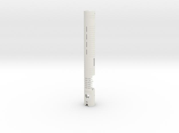 K4-EliteChassisNB - part 1/9 in White Natural Versatile Plastic