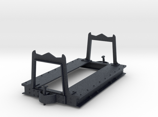 Decauville Kipplore Rahmen Tipper Frame in Black PA12