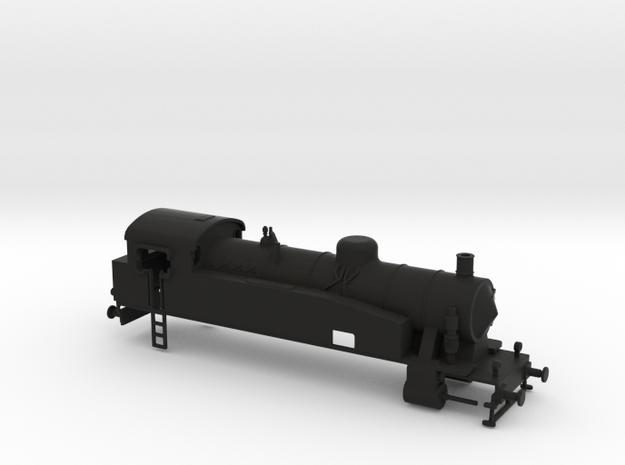 FS Gr 940 in TT in Black Natural Versatile Plastic
