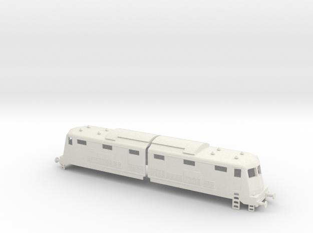 E636 082 in TT scale in White Natural Versatile Plastic
