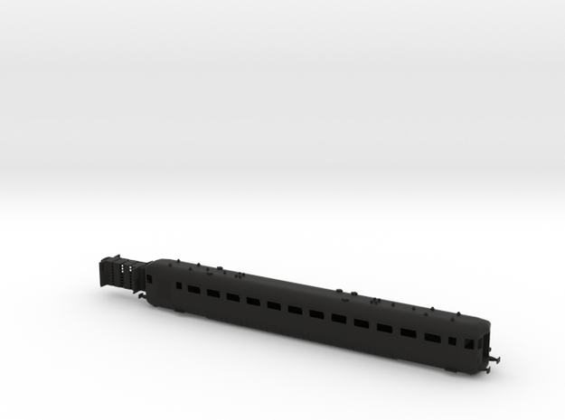 ALe790-1aSerie in TT in Black Natural Versatile Plastic