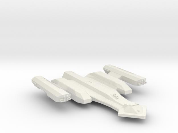 3125 Scale Vari Wing Cruiser MGL in White Natural Versatile Plastic