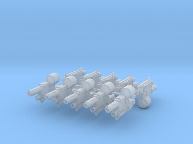 Mk29 Combi Volcano Thunerbolters x10 #4