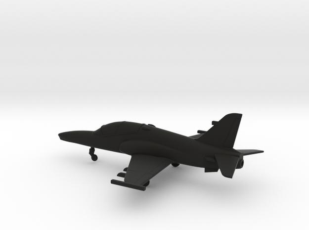 BAE Hawk 100 in Black Natural Versatile Plastic: 1:160 - N