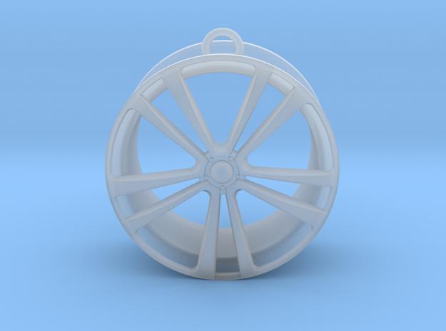 Wheel cast
