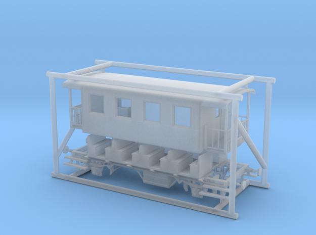 bay. Localbahnwagen in Smooth Fine Detail Plastic
