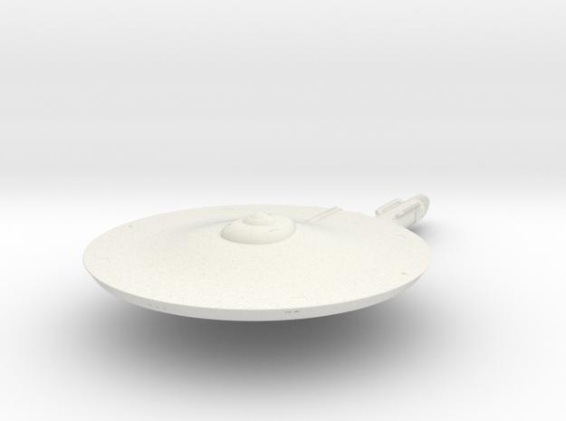 2500 Carson class TOS in White Natural Versatile Plastic