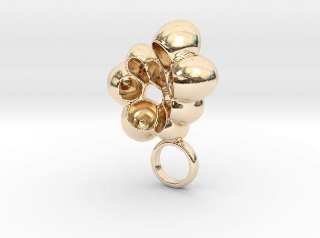 Cruzo - Bjou Designs in 14k Gold Plated Brass