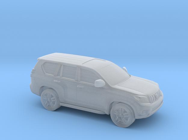 1/76 2008-Present Toyota Land Cruiser in Smooth Fine Detail Plastic