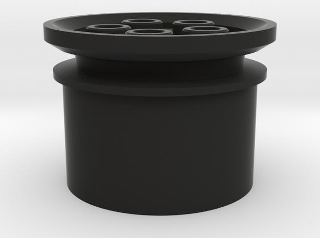 "Blade Plug For Yoda 7/8"" blade holder in Black Natural Versatile Plastic"