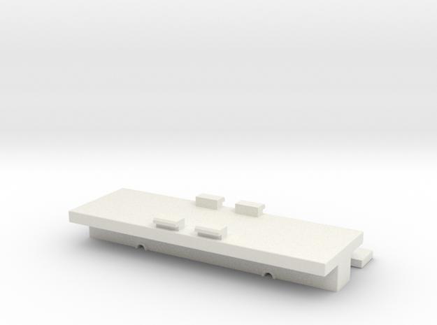 Dummy 11-103 / 104 in White Natural Versatile Plastic