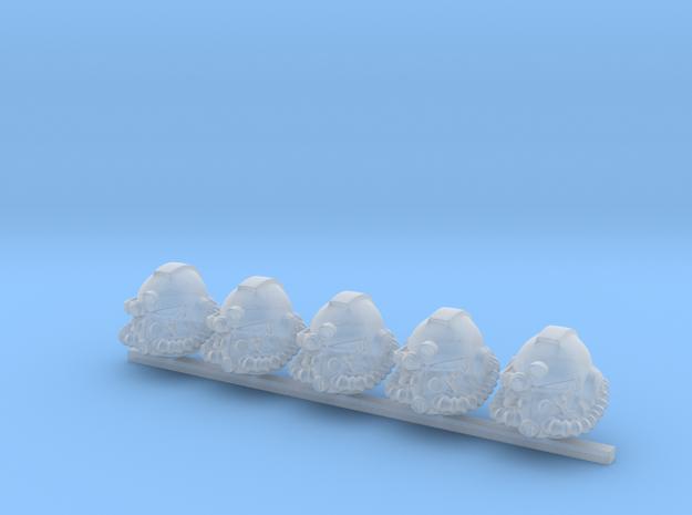 marine mk51_x5 in Smooth Fine Detail Plastic