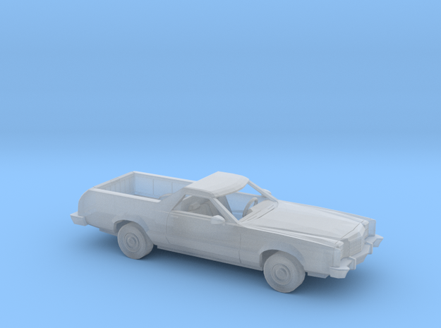 1/160 1977-79 Ford Ranchero Kit in Smooth Fine Detail Plastic