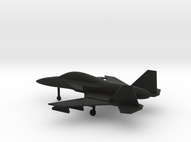 Stavatti SM-47 Super Machete in Black Natural Versatile Plastic: 1:160 - N