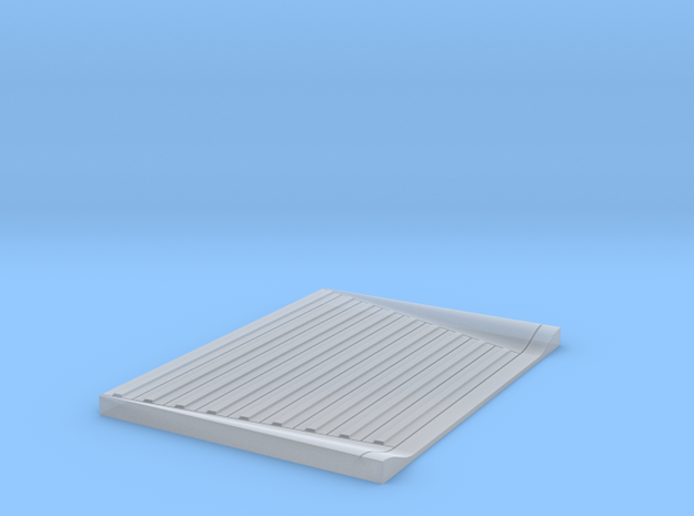 HO Scale 6 foot wide ramp in Smoothest Fine Detail Plastic