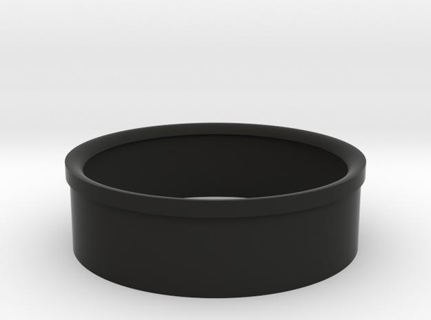 SM79 uc bezel in Black Natural Versatile Plastic