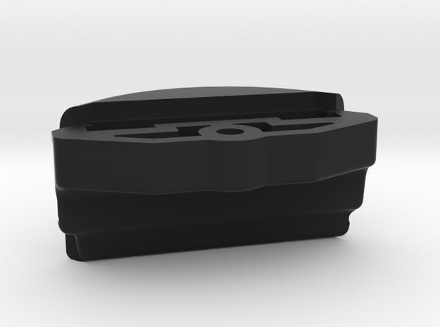 Sensorclip_45_links_8_Grad_V2_40 Gen2 in Black Natural Versatile Plastic