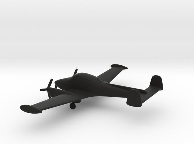 Let L-200 Morava in Black Natural Versatile Plastic: 1:144