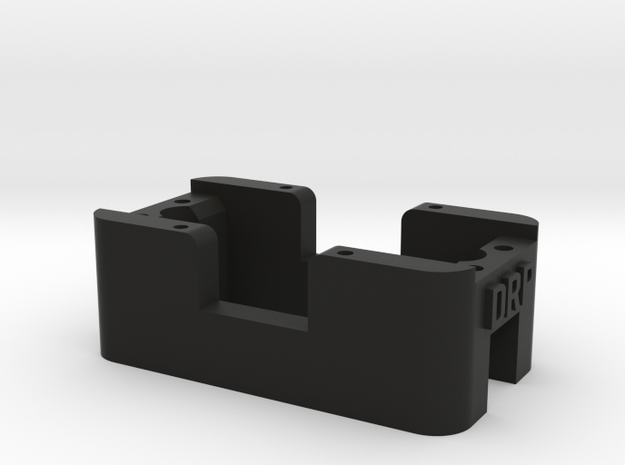 MST TCR Low Profile Servo Mount in Black Natural Versatile Plastic