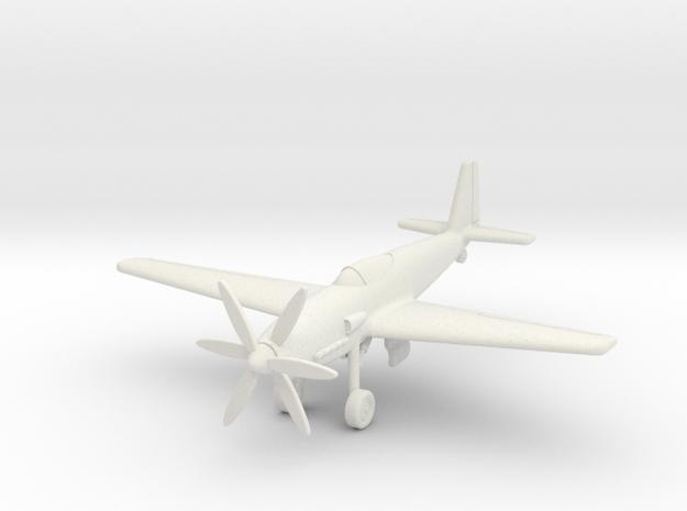 (1:144) Heinkel P.1076 (Wheels down) in White Natural Versatile Plastic