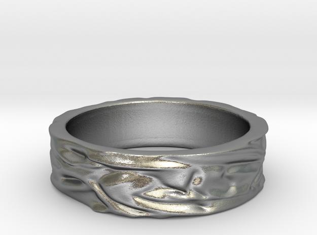 5-Jacquie mesh -blender in Natural Silver