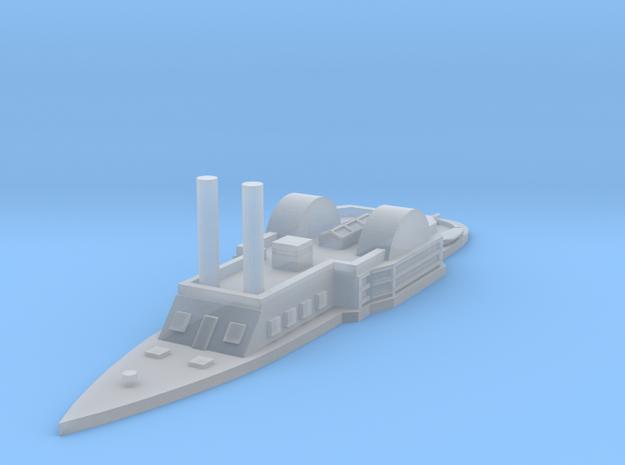 1/1000 USS Vindicator in Smooth Fine Detail Plastic