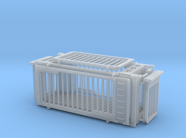 H0 Saur Cage Container