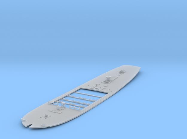 1/200 HMS Diana Artois class frigate - Upper Deck in Smooth Fine Detail Plastic