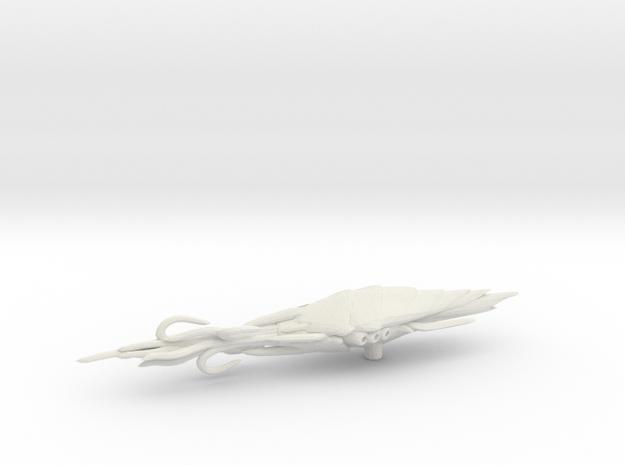Actoid Rager Cruiser in White Natural Versatile Plastic