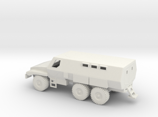1/100 Scale Caiman 6x6 BAE Systems MRAP
