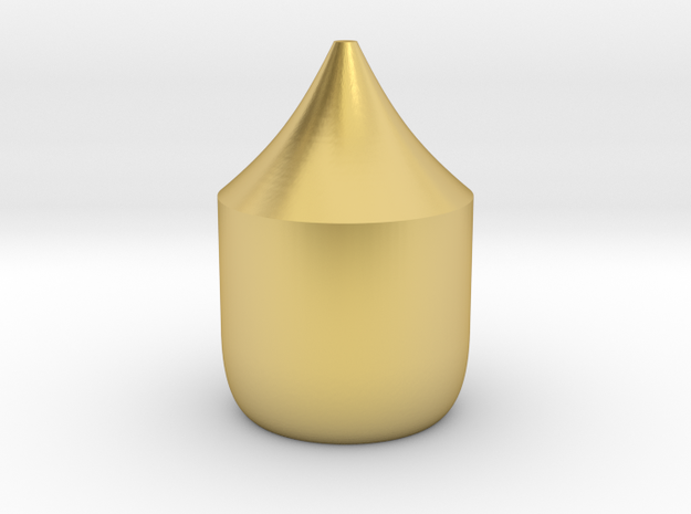 type 5 thv 45 in Polished Brass