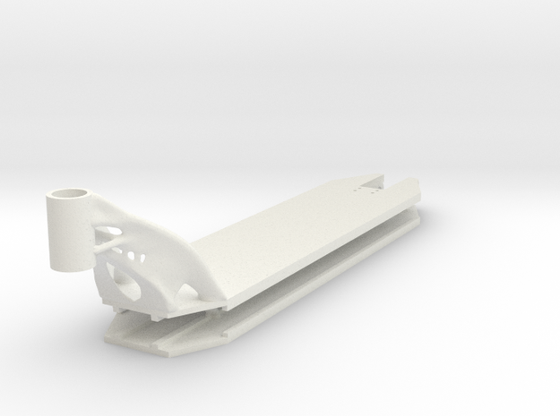 Decks 5 in White Natural Versatile Plastic